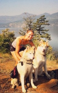 Jul 2012 Hike with my pooches